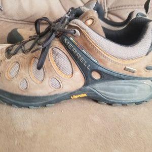 Mens merrell sneakers